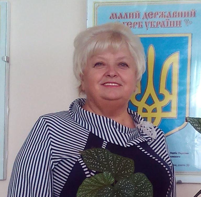 Завідувачка бібліотекою Фастишевська К.М.