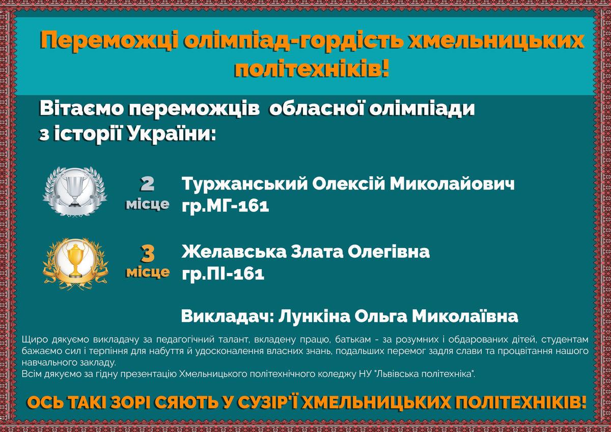 Беззаперечне лідерство хмельницьких політехніків за підсумками ... 65b68a49d3796